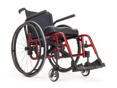 Ki Mobility Catalyst 5VX pyörätuoli.