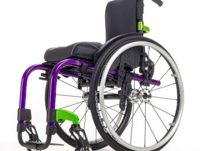 Ki Mobility Little Wave Click pyörätuoli.