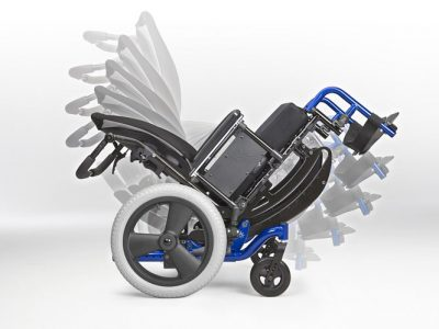 Focus CR pyörätuoli.