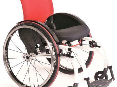 04 Workhopper pyörätuoli.