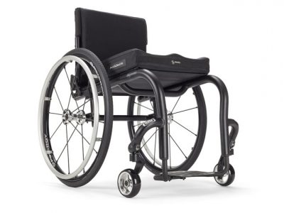 Ki Mobility Rogue pyörätuoli.