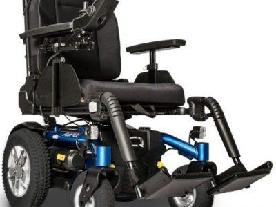 Takavetoinen sähköpyörätuoli Aspen
